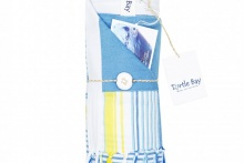 RUG&TOWEL NEW ENGLAND French Blue