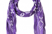 SCARF HAMMAM Liberty Blue
